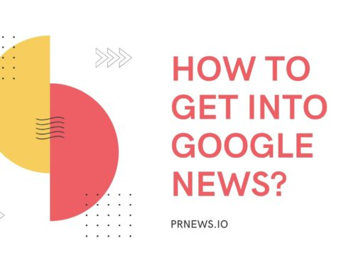 How to Get Into Google News?