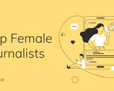 Top Female Journalists