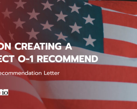 o1 visa recommendation letter sample